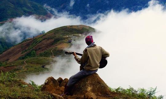 Háng Đồng địa điểm săn mây mới được nhiều bạn trẻ tìm đến những năm gần đây - Ảnh: Nam Chấy/ vnexpress.net