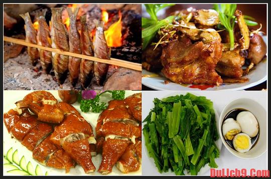 Món ngon nổi tiếng ở Mộc Châu