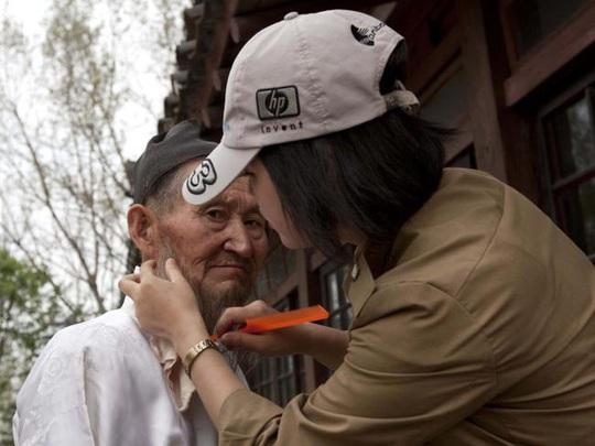 Những hình ảnh hiếm có trong phim trường lớn nhất Triều Tiên