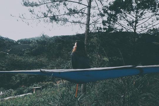 Khu nghỉ hoang sơ giữa rừng không mất tiền ở Đà Lạt