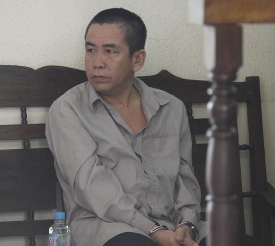 Bị cáo Phan Đạt Phương