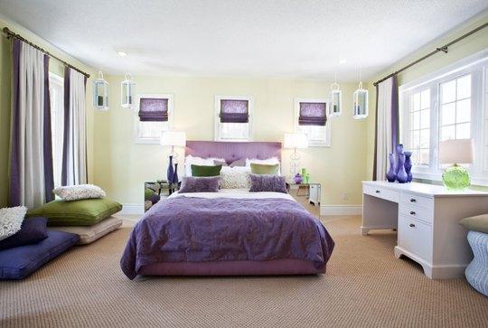 Mọi yếu tố, chi tiết dù là nhỏ nhất trong phòng ngủ đều có ảnh hưởng đến sự hòa hợp của hai vợ chồng (Ảnh minh họa)