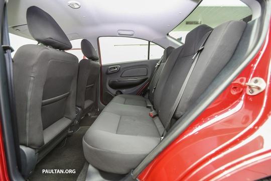 Proton Saga 2016 trình làng, giá chưa tới 200 triệu đồng