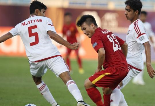 Chia điểm với U19 UAE để lại sự tiếc nuối nhưng cũng khiến người hâm mộ lo lắng vì U19 Việt Nam đá quá rắn