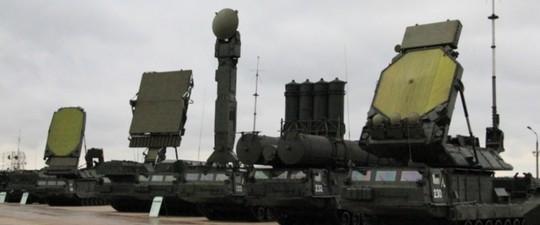 Nga đã triển khai hệ thống SA-23 đến Syria. Ảnh: military edge