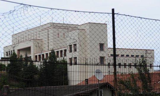 Lãnh sự quán Mỹ tại TP Istanbul - Thổ Nhĩ Kỳ. Ảnh: REUTERS