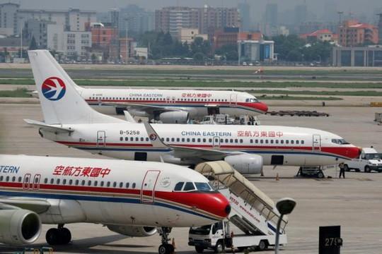 Cả 2 máy bay suýt gặp nạn thuộc hãng hàng không China Eastern. Ảnh: Reuters