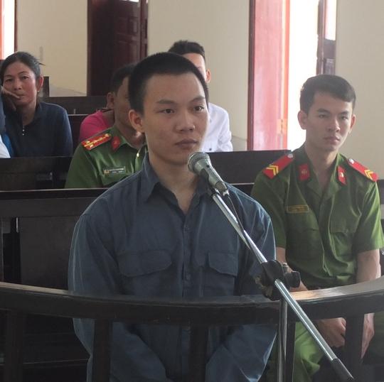 Võ Thanh Sang tại tòa
