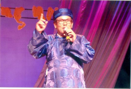 Trùm sò Giang Châu luôn trăn trở về cải lương hài - Ảnh 1.