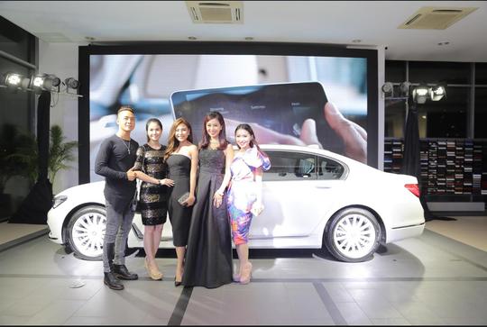 Trải nghiệm Mua xe tương lai tại các Trung tâm BMW
