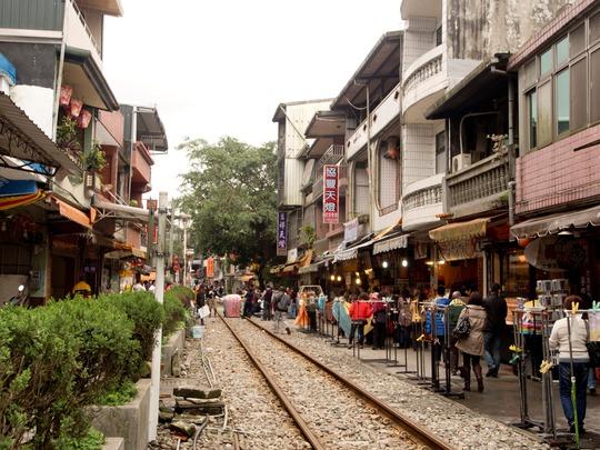 Khu phố cổ Shifen