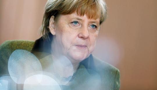 Thủ tướng Đức Angela Merkel Ảnh: Reuters