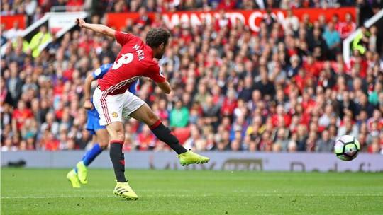 Mata đã tìm được đất diễn ở M.U