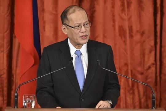 Cựu Tổng thống Philippines Benigno Aquino III. Ảnh: Reuters