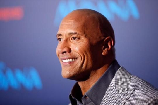 """""""The Rock"""", được tạp chí People bình chọn là người đàn ông đương đại quyến rũ nhất năm 2016"""