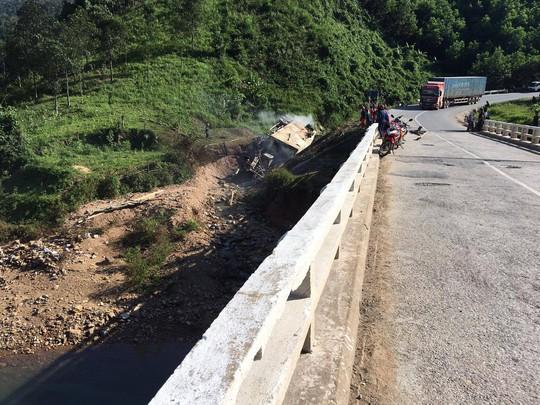 Toàn cảnh vụ tai nạn