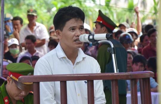 Bị cáo Võ Thành Tân bị tuyên án tử hình vì giết cháu họ