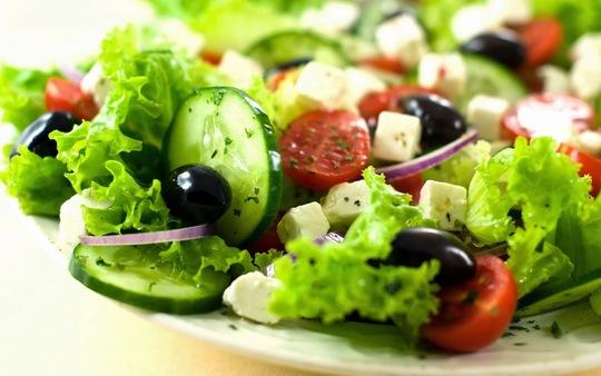 Rau xanh vô xùng quan trọng trong khẩu phần ăn hàng ngày
