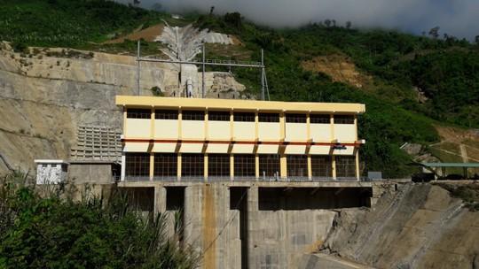 Công trình thủy điện Sông Bung 2