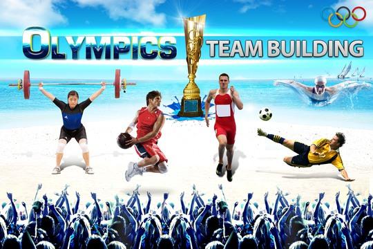 Teambuilding tôn vinh tinh thần Olympics