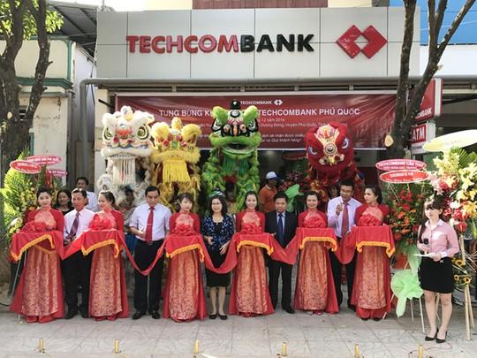Techcombank mở chi nhánh tại Phú Quốc