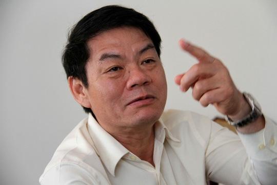 Ông Trần Bá Dương tuyên bố sẽ đầu từ vào ngành lúa gạo miền Bắc