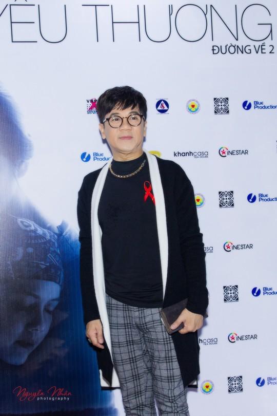 Nghệ sĩ Việt ủng hộ phim ngắn truyền thông về HIV