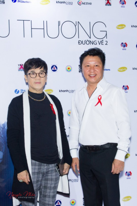 NSƯT Thành Lộc và NTK Sỹ Hoàng