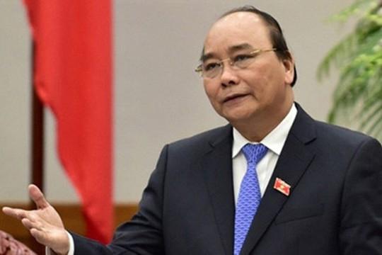 Thủ tướng Nguyễn Xuân Phúc yêu cầu UBND TP Hà Nội thực hiện đúng quy hoạch về công trình xây dựng trong nội đô Hà Nội - Ảnh: Quang Hiếu