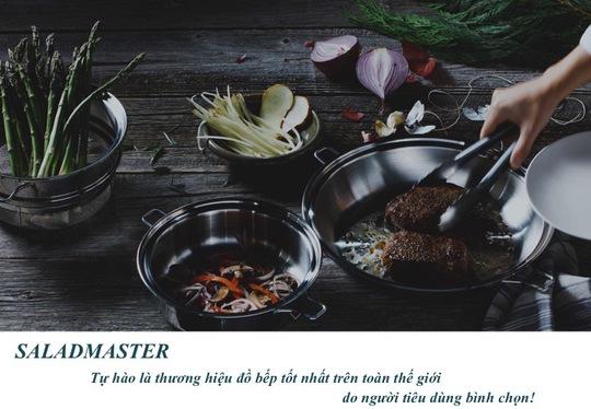 Saladmaster - Giải pháp cho mọi bữa ăn