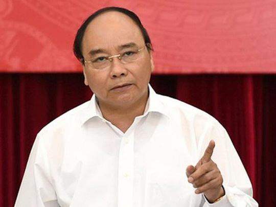 Thủ tướng Nguyễn Xuân Phúc yêu cầu kiểm tra vận hành xả lũ của các hồ thủy điện thời gian qua