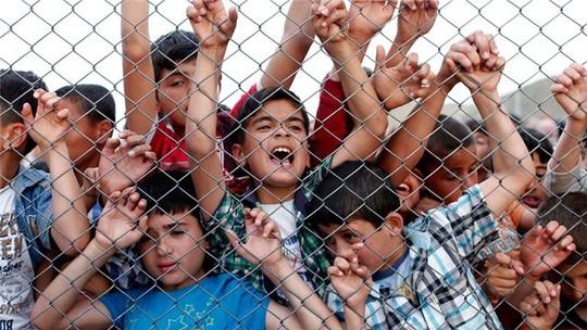 Tổ chức Ân xá Quốc tế kêu gọi các nước giàu có tích cực hơn trong việc giải quyết cuộc khủng hoảng người tị nạn toàn cầu Ảnh: EPA