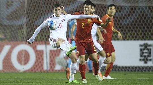 Trung Quốc lại thua ở vòng loại World Cup, tuy nhiên HLV Gao Hongbo cho rằng cơ hội giành vé đến Nga vẫn còn