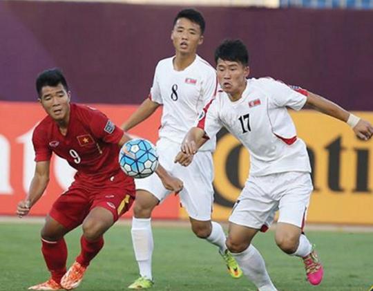 U19 Việt Nam gây sốc khi đánh bại á quân U19 CHDCND Triều Tiên 2-1