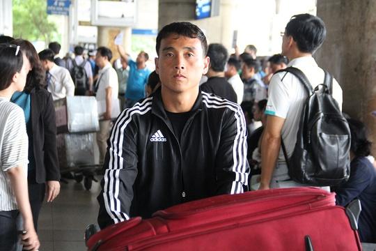 Không một cầu thủ Triều Tiên nào nói chuyện với báo chí hay đại diện của VFF