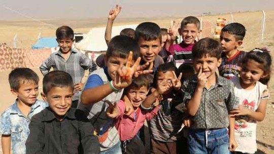 Dù chìm trong bất ổn và bạo lực, người dân Iraq vẫn được xem là tốt bụng với người lạ nhất Ảnh: REUTERS