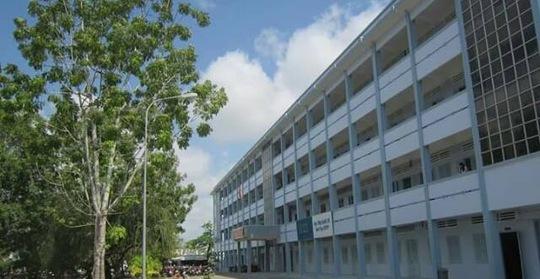 Trường Cao đẳng Cộng đồng Kiên Giang.