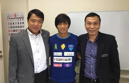 Tuấn Anh sẽ chỉ được về đá giao hữu với CHDCND Triều Tiên rồi phải trở về Nhật và cũng chỉ quay lại tuyển Việt Nam trước AFF Suzuki Cup 10 ngày