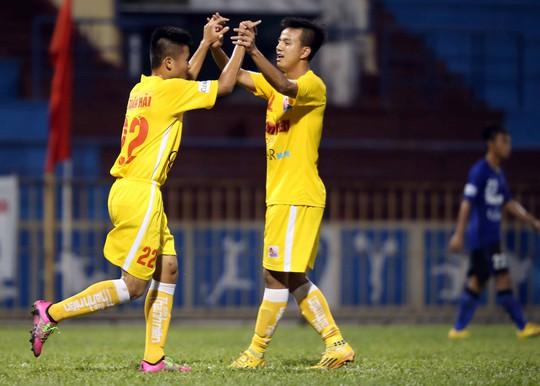 U21 Hà Nội T&T đứng đầu bảng B như đã dự báo