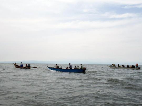 Hồ Albert, nơi xảy ra vụ tai nạn