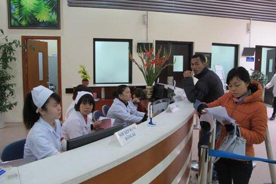 Làm thủ tục đăng ký khám chữa bệnh ở Hà Nội