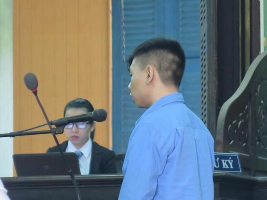 Nguyễn Tuấn Linh tại phiên phúc thẩm
