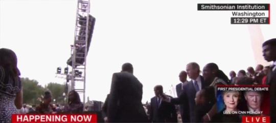 """Ông Obama thành """"phó nhòm"""" bất đắc dĩ"""