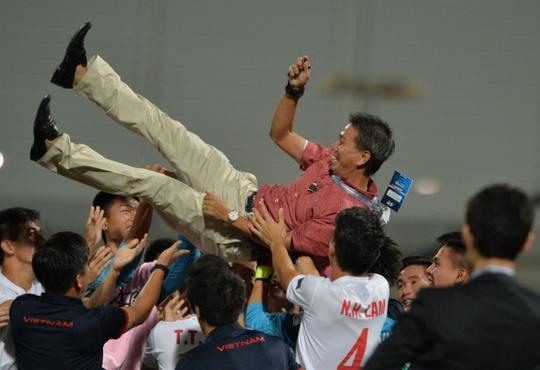 35% bạn đọc tin U19 Việt Nam thắng U19 Nhật trong 90 phút