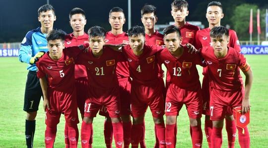U16 Việt Nam tạo nên hết bất ngờ này đến bất ngờ khác
