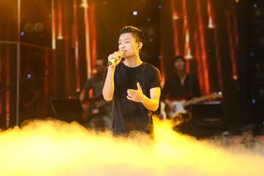 Việt Thắng với ưu thế về tin nhắn của khán giả