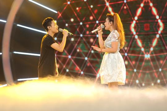 Việt Thắng song ca cùng Janice Phương