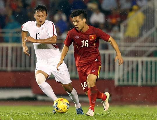Công Phượng vào sân ở cuối hiệp 2 nhưng cũng góp phần không nhỏ cho chiến thắng của Việt Nam