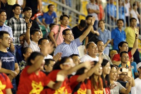 Hàng công tỏa sáng, Việt Nam thắng đậm Triều Tiên