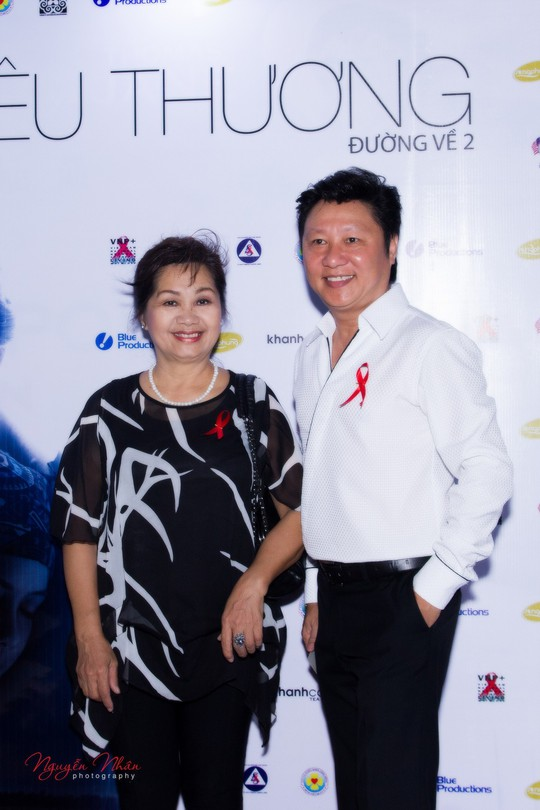 NTK Sỹ Hoàng cùng nghệ sĩ Xuân Hương